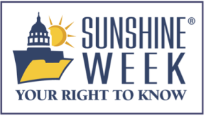 Sunshine week http://sunshineweek.rcfp.org/